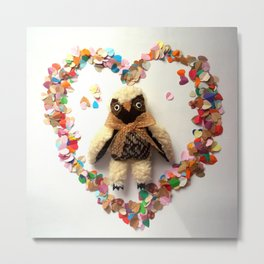 Owl will always love you Metal Print
