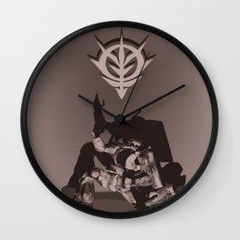Zaku Wall Clock