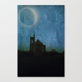 Holy Night Canvas Print