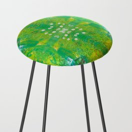 Kiwi Fantasy Counter Stool