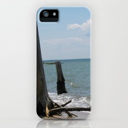 Chesapeake Bay Beach iPhone Case