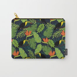 Jungle Toucan Carry-All Pouch