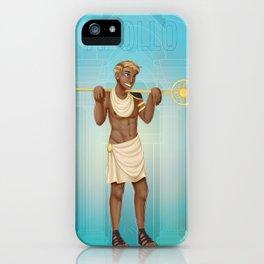 Greek Gods - Apollo iPhone Case