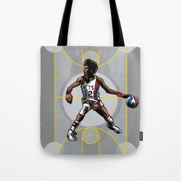 DR. J: On the Offensive Tote Bag