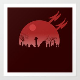 Phantasm Art Print