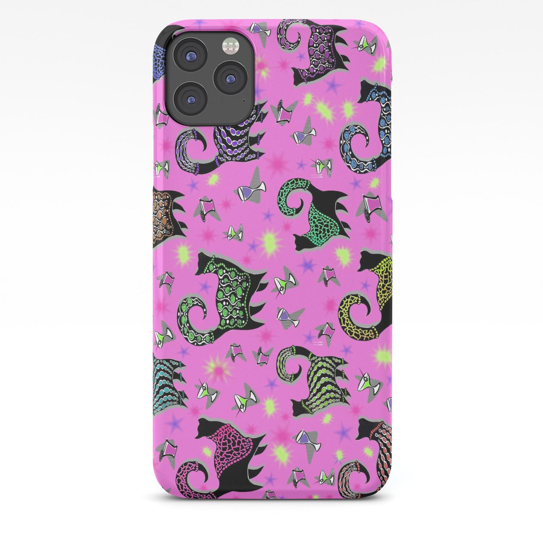 Fab-u-lous Kitty iPhone 11 case