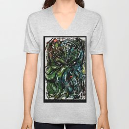 Johnny Cthulhu Unisex V-Neck