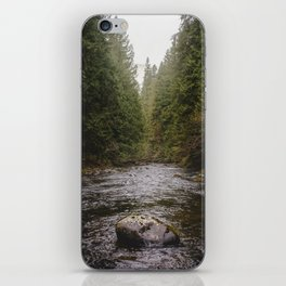 Salmon River II iPhone Skin