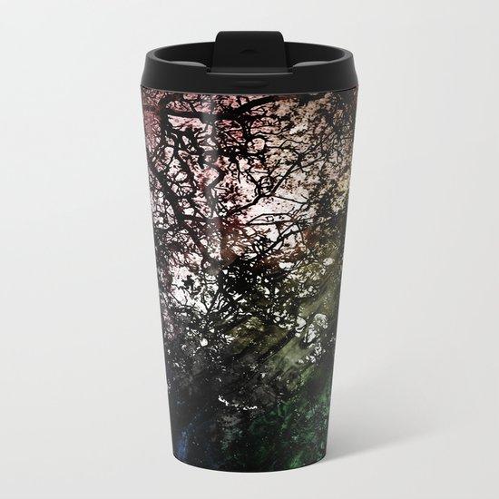 ξ Grumium Metal Travel Mug