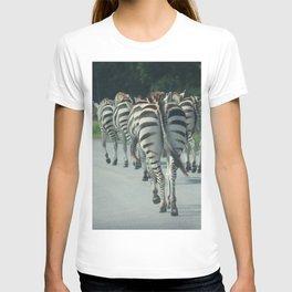 Zebra Run T-shirt