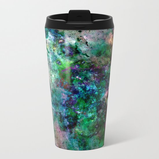 Everything is nothing 22 (therefore it was beautiful) Metal Travel Mug