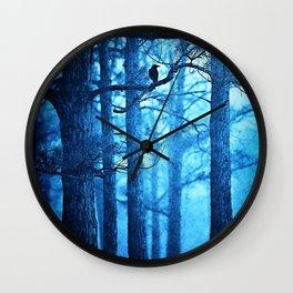 The Doorman Wall Clock