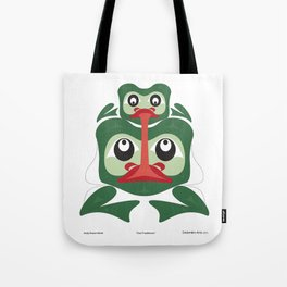 Oral Tradition by: Jody Broomfield Tote Bag