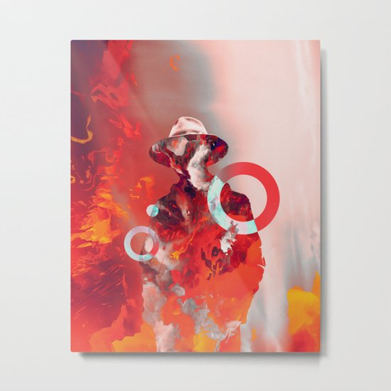 Feeuh Metal Print