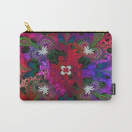 Hodge Podge Psychedelic Carry-All Pouch