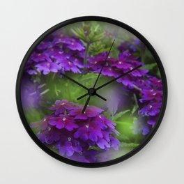 little pleasures of nature -171- Wall Clock