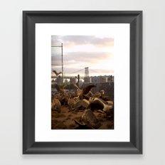 wilderness 10 Framed Art Print
