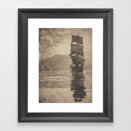 Sicilian Bark Framed Art Print