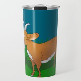 Goat Travel Mug