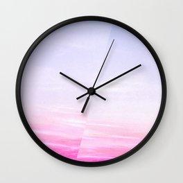 Marble sky dimension II Wall Clock