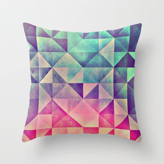 myllyynyre Throw Pillow