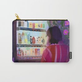 Kimono Vending Machine  Carry-All Pouch