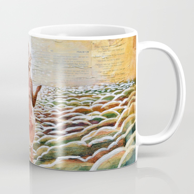 Heavenly Places Coffee Mug By Arazzb