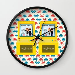 I want to believe ... again!  Wall Clock