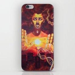 Karmic Burn iPhone Skin
