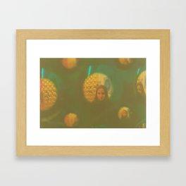 Karen 3 Framed Art Print