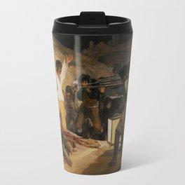 The Third of May by Francisco Goya Travel Mug