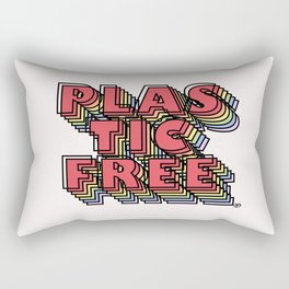 Plastic Free Rectangular Pillow