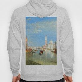 William Turner - Venice, The Dogana and San Giorgio Maggiore Hoody