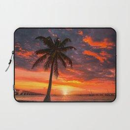 Florida Keys Sunset Laptop Sleeve