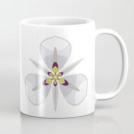 Gunnison's Mariposa Lily Coffee Mug