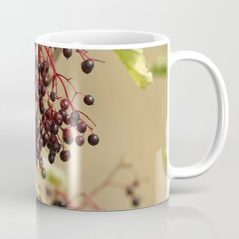 Elderberries Coffee Mug
