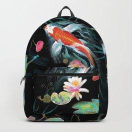 Japanese Water Garden Backpack