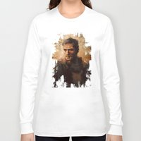 mad max Long Sleeve T-shirts featuring Max by nlmda