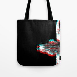 Sidewinded (Inverted) Tote Bag
