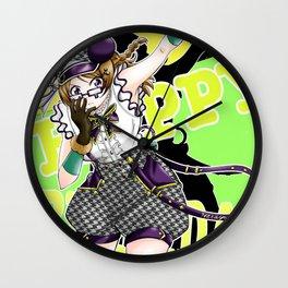 Koizumi Hanayo Wall Clock