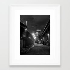 Demerara Framed Art Print