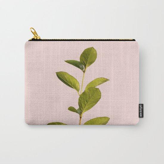 Botanica Art V3 #society6 #decor #lifestyle #fashion Carry-All Pouch