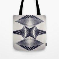 transformer Tote Bags featuring tRansformeR by Dirk Wuestenhagen Imagery