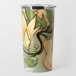 Butternut Blossom Travel Mug