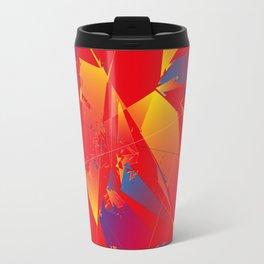 Deconstructing Kandinsky Travel Mug
