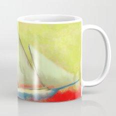 Abstract-ship Mug