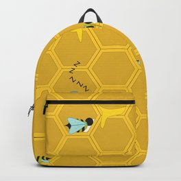 What the Bees Do in the Fall Backpack