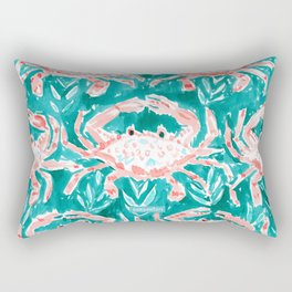 GONE CRABBIN' Rectangular Pillow