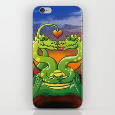 Dragons Madly in Love iPhone & iPod Skin