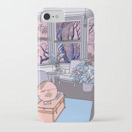 Empty Room iPhone Case